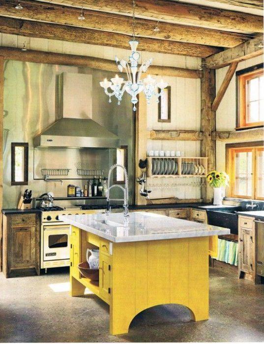 35 Fresh White Kitchen Cabinets Ideas To Brighten Your: 25+ Kitchen Island Ideas With Seating & Storage