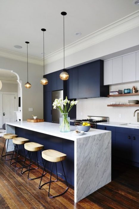17 Small Kitchen Ideas With Island Cabinets Jessica Paster