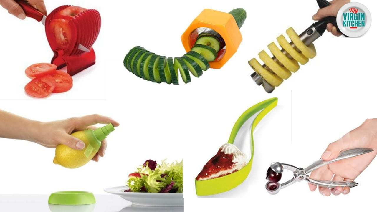 Delightful Kitchen Gadgets U2013 Cooking Lovers Need To Prepare Various Kitchen Appliances  So They Can Cook Delicious Foods. More Than That, With Various Kitchen ...