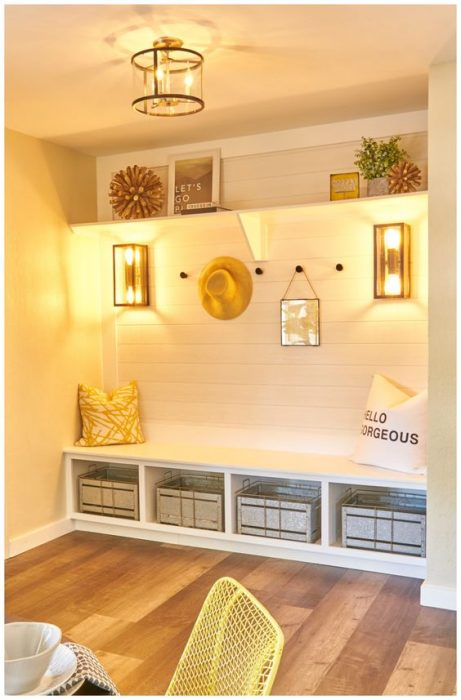 entryway storage ideas