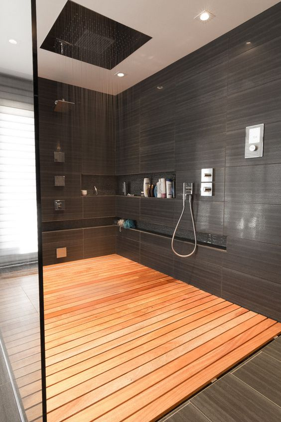 bathroom flooring ideas wood