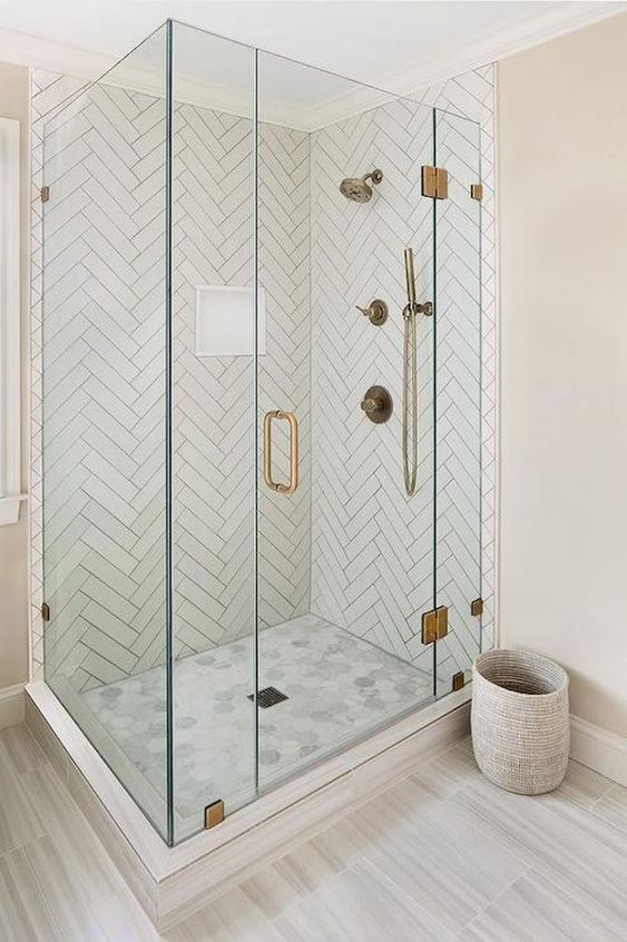Top 15+ Amazing Bathroom Glass Door Ideas » Jessica Paster