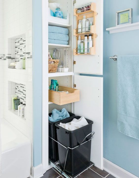 Best 15 Brilliant Bathroom Storage Ideas For Small Spaces Jessica