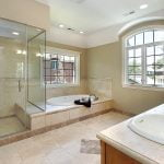 Best 15+ Bathroom Glass Door Ideas