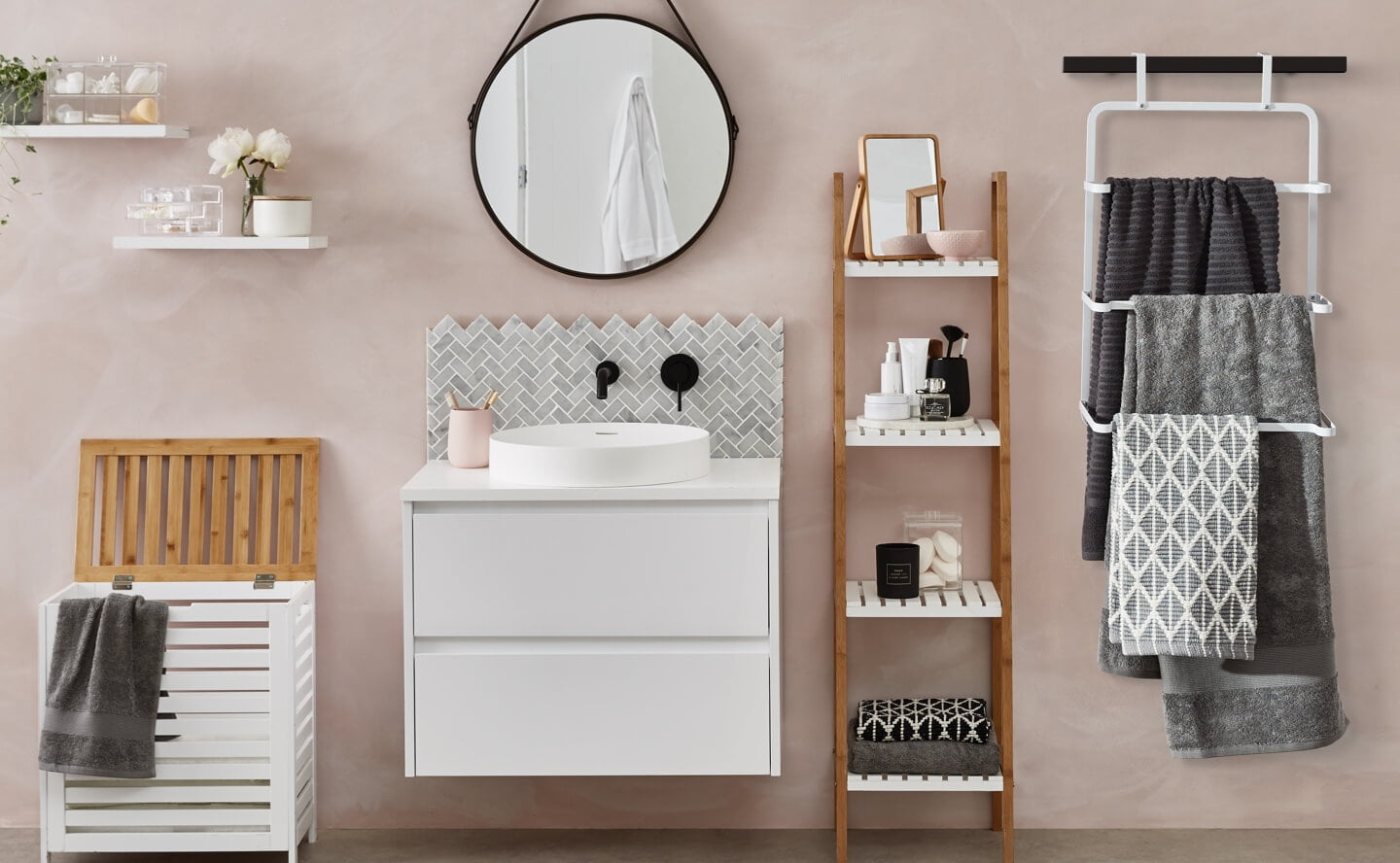 Best 15 Brilliant Bathroom Storage Ideas For Small Spaces