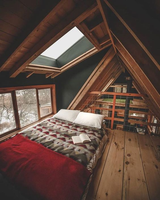 15 Inspiring Attic Bedroom Ideas