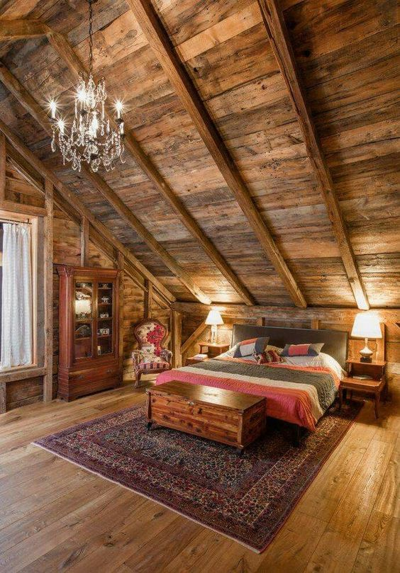 15+ Inspiring Attic Bedroom Ideas » Jessica Paster