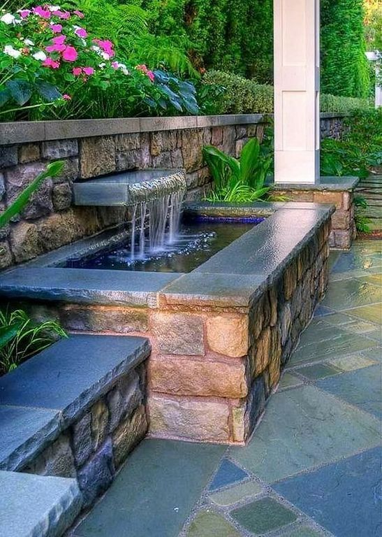 Fountains Backyard Ideas