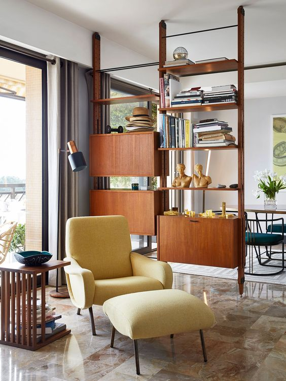 15 Brilliant Room Divider Ideas For Living Room Jessica