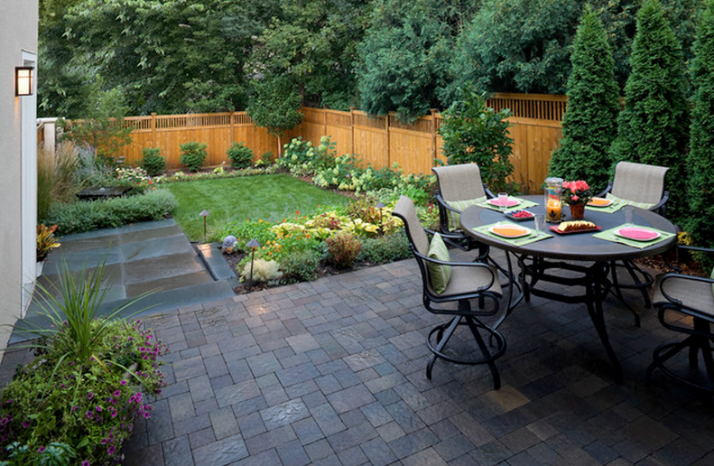 Delightful 25+ Small Backyard Landscaping Ideas