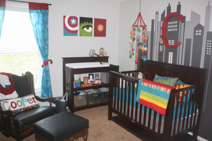 baby boys room decorating ideas