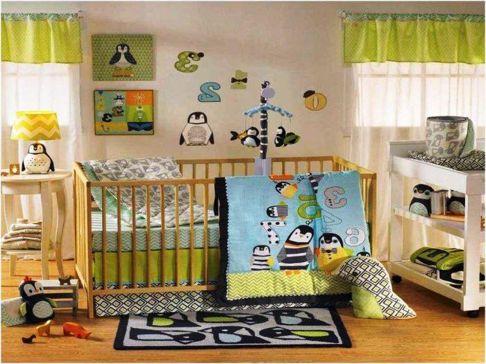 animals theme nursery ideas