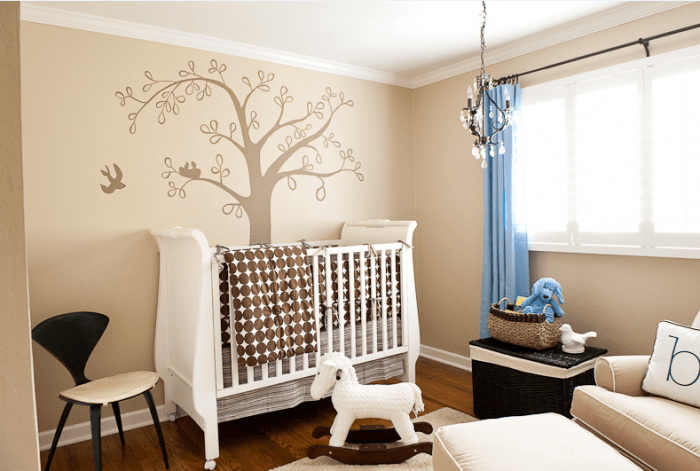 baby boy nursery themes