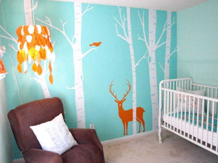baby boy nursery themes