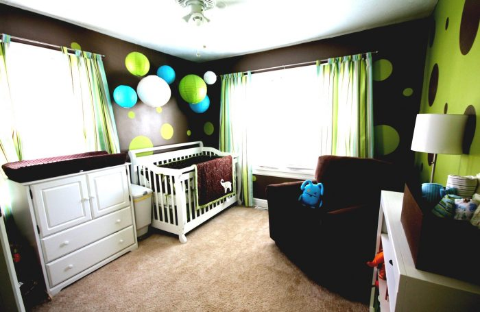 themes for baby boy room