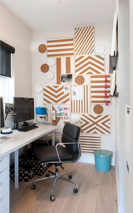 cork board decorating ideas