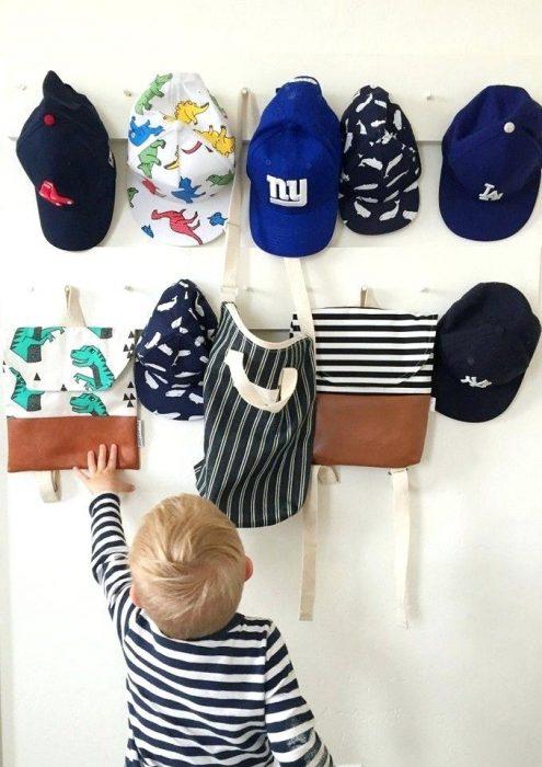 kids hat racks