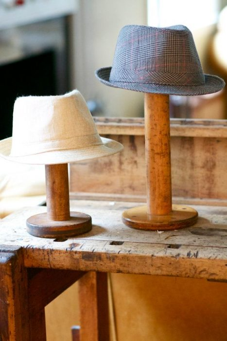 diy hat racks