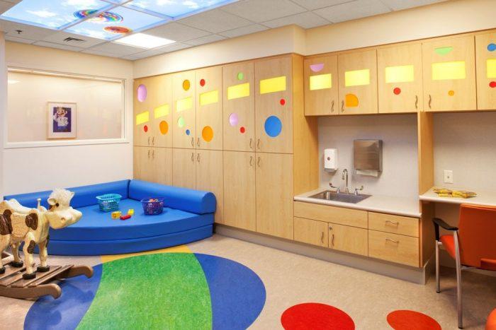 kids game rooms