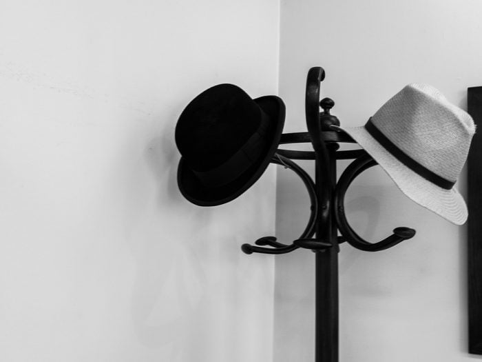 black hat racks