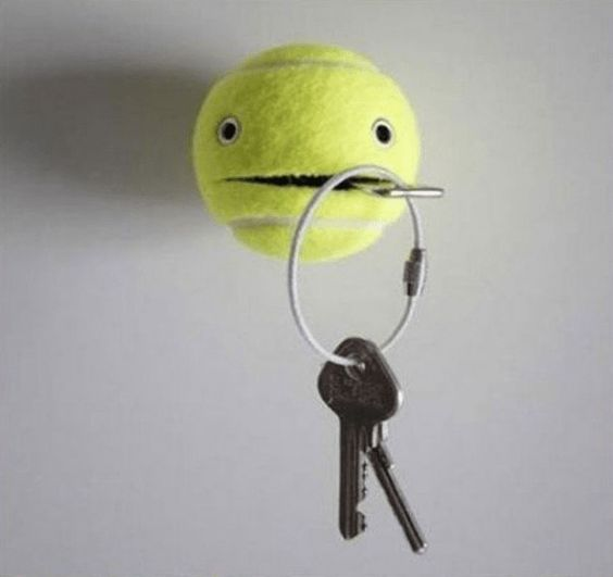 ball key holders