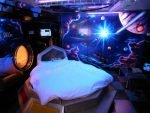 37+ Cool Space Themed Bedroom Ideas for Kids