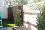 37+ Cheap Privacy Fence Ideas for Your Front Yard or Backyard