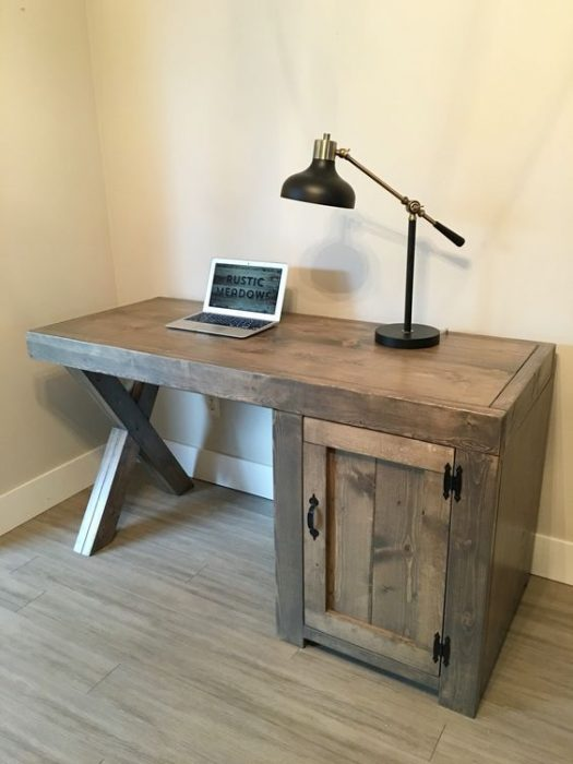 37 Modern Diy Computer Desk Ideas For Your Home Office Jessica Paster