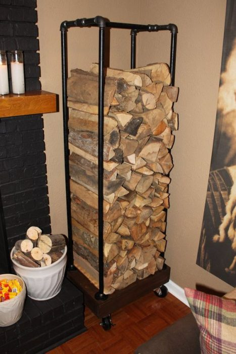 amazing firewood rack ideas