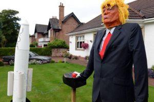 diy garden scarecrow ideas