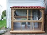 19+ Cute & Awesome Cat House Ideas – Indoor Outdoor