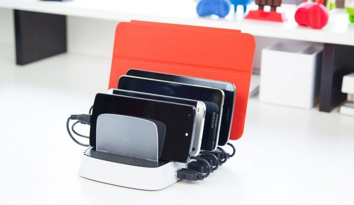 charging station ideas