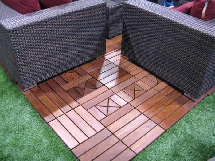 19 Cheap Amp Awesome Patio Floor Ideas For Outdoor