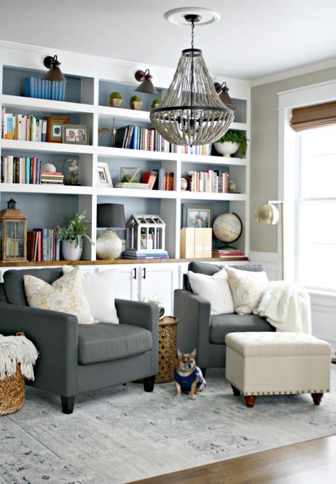 Reading Room Design Ideas: 19+ Small Reading Room Ideas For Book Lovers